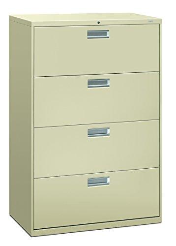 HON Brigade 600 Series Lateral File Cabinet 36
