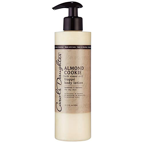 Carol's Daughter Almond Cookie Frappe Body Lotion, 12 oz