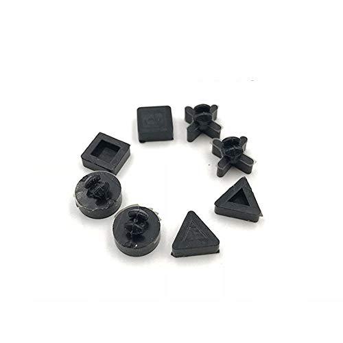 Gummifüße für Sony PS4 / PS4 Pro/Slim-Konsole, Gummifüße PS4 PRO