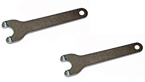wrench for dewalt grinders DeWalt Pack of Two N079326 Spanner Wrenchs