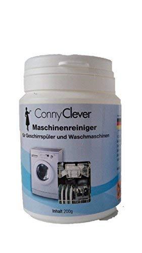 ORIGINAL Reiniger Spezialreiniger hygienisch tiefgehende Grundreinigung für Waschmaschine Spülmaschine Geschirrspüler beseitigt Fett Bakterien