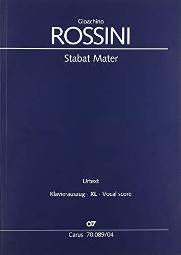Stabat Mater (Klavierauszug XL): 1832