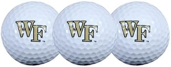 Collegiate Golf Ball Pack of 3
