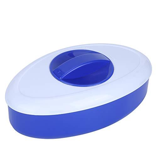 QIRG Dispensador, Dispensador Flotante Práctico Práctico Diseñado Especialmente para Piscinas para la mayoría de Las Personas