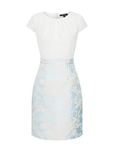 comma Damen 8T.904.82.8320 Kleid, Mehrfarbig (50a8 AOP 50a8), (Herstellergröße: 42)