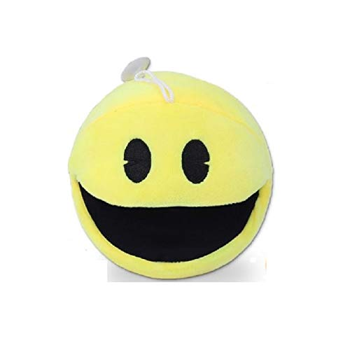 FCS Juguete de Peluche Película Muñeca De Peluche Y Pac Man Pac-Man Cara Sonriente Peluches Bert Boy Regalos
