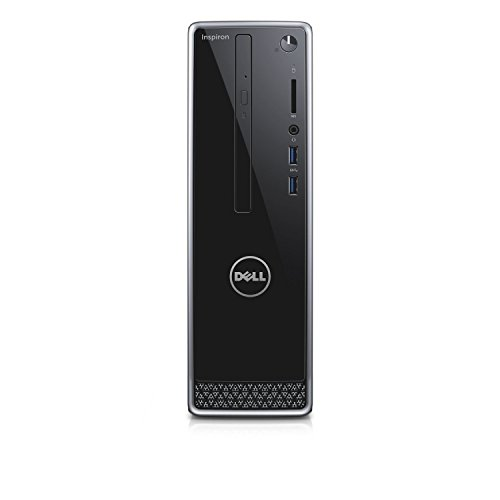Dell Inspiron i3252-10050BLK Mini Desktop // Intel Pentium N3700 Processor (2M Cache, up to 2.40 GHz), 8 GB RAM, 1 TB HDD, Windows 10 (Certified Refurbished)