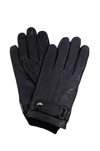BOSS Herren Handschuhe Hakani-TT Schwarz 8.5