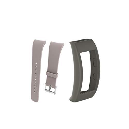 1 Set Uhr Armbanduhr Ersatz - Kompatibel mit Samsung Gear Fit2 PRO - Armband-Schutzhülle