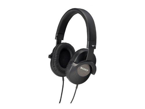 SONY Stereo Headphones MDR-ZX500 BLACK   Overhead