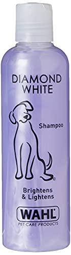 Wahl Dog Shampoo Diamond White Shampoo for Pets 250 ml