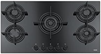 Franke crystal - Placa gas fhcr 905 4g tc he negro