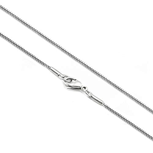 24 stainless steel box chain - 7