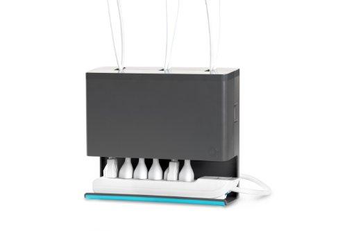 Quirky Plug Hub Under Desk Power Cord Management Station
