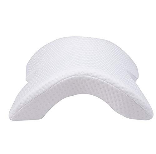 Flessione lenta memoria rimbalzo schiuma cuscino cuscino coppia ufficio pisolino anti-pressione della mano la protezione insensibile e del collo del collo vertebra cervicale