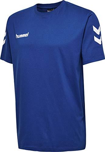 Hummel Male, Herren HMLGO Cotton T-Shirt S/S