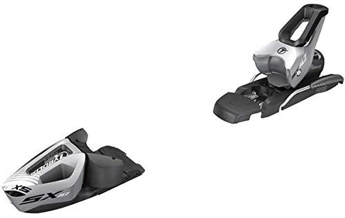 Tyrolia SX 10 Ski Bindings Sz 78mm Silver/Black