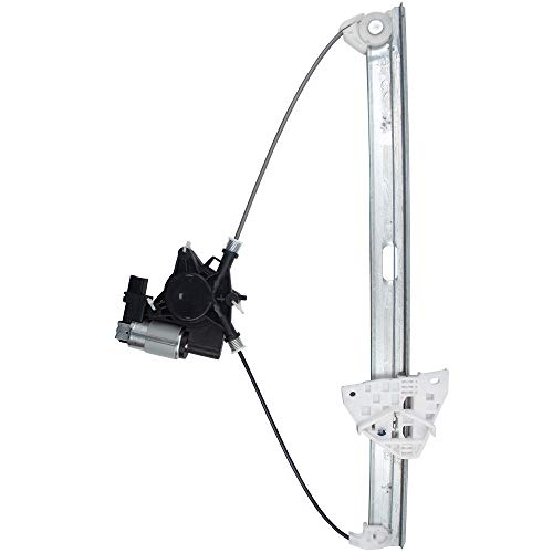 BROCK Power Window Regulator with Motor for 2007-2012 Mazda CX-7 Driver Front Replacement fits EG21-59-590B GJ6A-59-58XF EG2159590B GJ6A5958XF