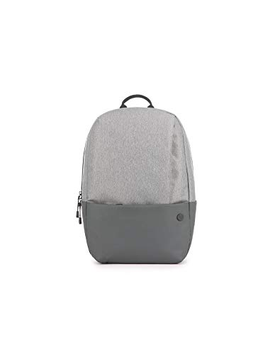 Antler Kenilworth Grey Travel Backpack | Cabin Bag | Casual | Rucksack Bag for Women / Men | Underseat Hand Luggage | Carry On Bags |Daypack | Work | School | Computer | Laptop | Gym | Sports