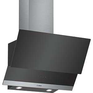Bosch DWK065G60 – Campana 530 m³/h, Canalizado, Recirculación, C, A, D, 70 dB