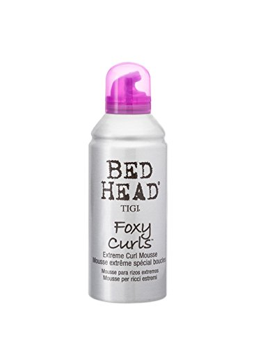 Bed Head By TIGI - Foxy Curls Extreme Mousse - Mousse Para Rizos Intenso - 250 Ml