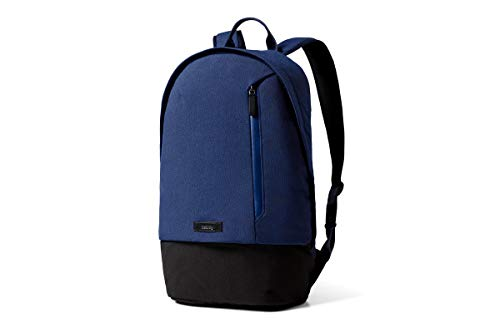 Bellroy Campus Backpack (16 liter, voor 15 inch laptops, wisselkleding, portefeuille, smartphone) ink blue