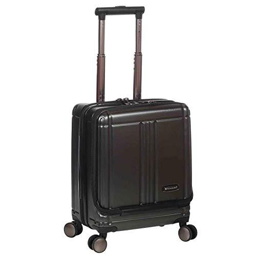 Valigia da cabina Snowball con scomparto per PC, colore: nero