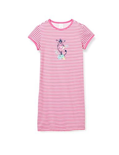 Schiesser Mädchen 1/2 Nachthemd, pink, 128