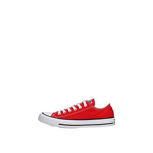 Converse Chuck Taylor All Star Hi Red M9696 Rojo, Größe Schuhe Damen:EUR 36.5