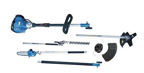 Güde 95145 Elektrisches Gartenuniversalwerkzeug - Elektrische Gartenuniversalwerkzeuge (1000 W, 21 m/s, 0,5 l, 40 cm)