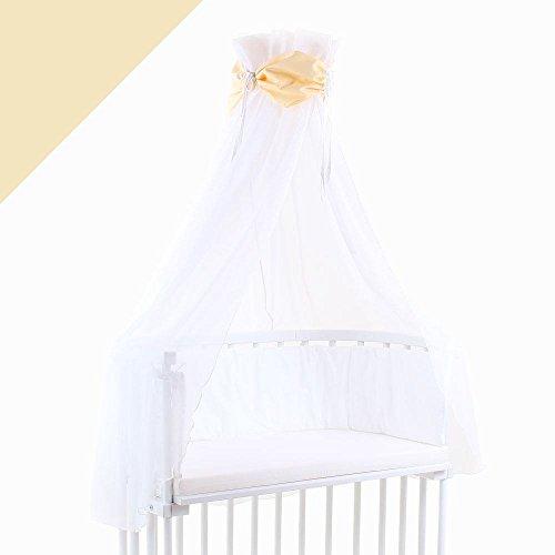 BabyBay Ciel de Lit pour Lit Berceau cododo BabyBay, jaune