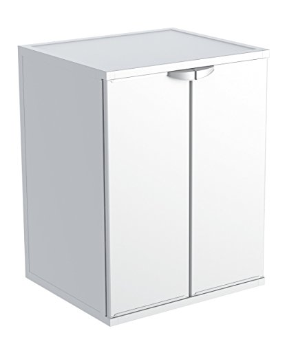 Mongardi 7827C98 - Coprilavatrice, Bianco, 68.5 x 64.5 x 88 cm