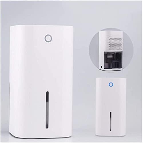 Piccolo deumidificatore, mini deumidificatore portatile ultra-silenzioso, con funzione di spegnimento automatico, può essere utilizzato in scantinati, bagni, RVS