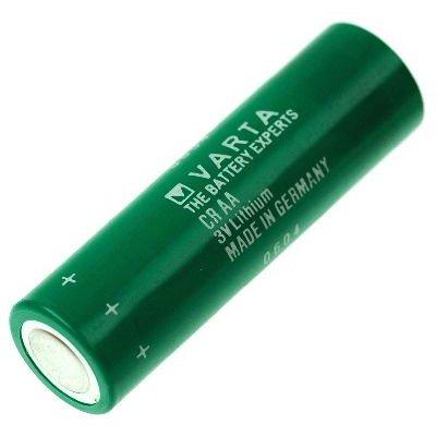 Varta CR AA/Mignon batteria al litio 6117, UL 13654 MH (N), 2Ah