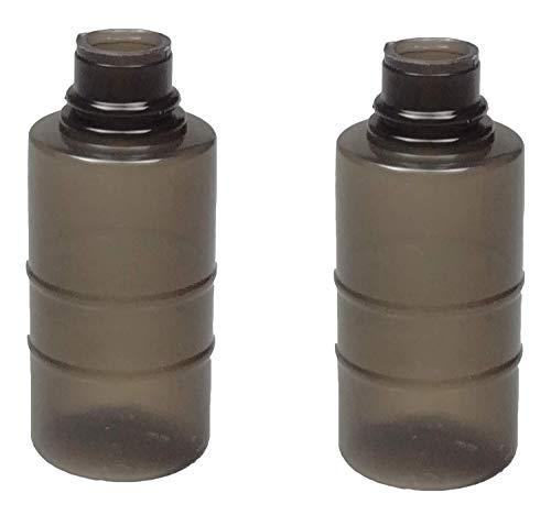 Wismec Luxotic BF Box Mod E-Liquid Ersatz Squonk Plastik Tank Flasche 7,5ml 2x