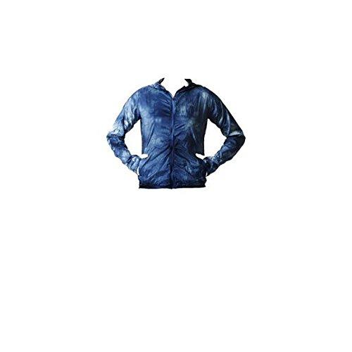 adidas Sweatshirt Runpack Dye Jacket Sudadera, Mujer, Negro (Azumin), 36