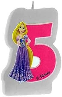 ALMACENESADAN 33546, Vela cumpleaños Disney Princesas nunemo ...