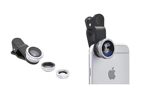 Lente Fisheye Olho Peixe Wide Macro Celular Iphone Samsung lg sony