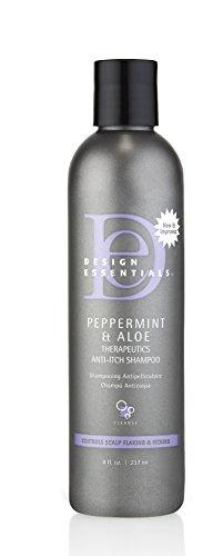 Design Essentials Peppermint & Aloe Therapeutics Anti-Itch Shampoo