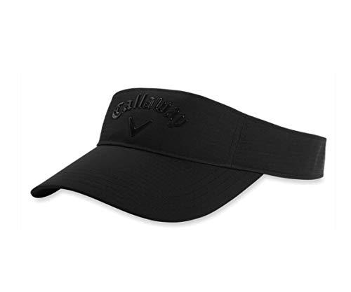 Callaway Liquid Metal 2019 Visor Golf Hombre, Negro (Negro 5219114), One Size (Tamaño del fabricante:Única)