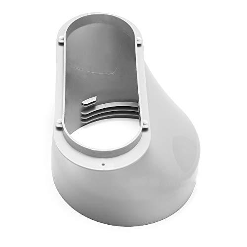 HechoVinen - Adattatore universale per finestra, per tubo di scarico del condizionatore d'aria portatile, 15,2 cm