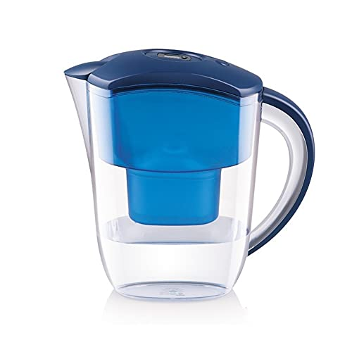 Sdesign Pure Water Filter Jug   BPA-Free   Removes Fluoride, Lead, Chromium Heavy Metals, Pesticides, Chemicals (Size : 4 core)