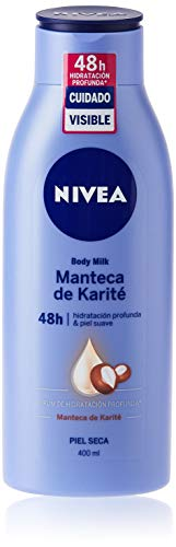 NIVEA Body Milk Smooth - 400 ml