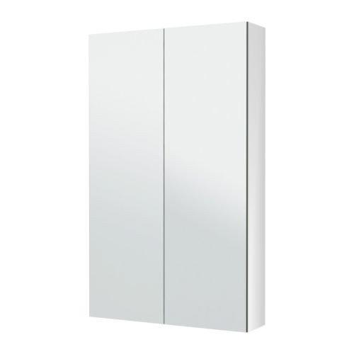 IKEA GODMORGON -Spiegelschrank mit 2 Türen - 60x14x96 cm