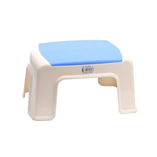 CJX-step stoolen, verander de schoenenbank, verf het plastic schemel dat stevig is, eenvoudig te reinigen van de kleine schemmel