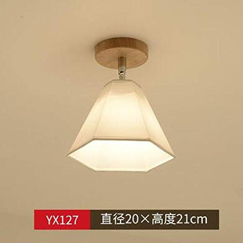 Moderne led-plafondlamp hallamp woonkamer woonkamer wandlamp persoonlijkheid bedlampje slaapkamer