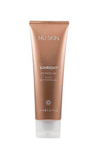 NU SKIN Nu skin Sunright Insta Glow 125ML 4.2 OZ