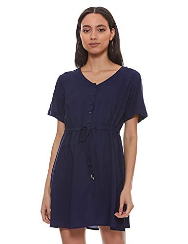 EASYBUY Rayon A-Line Casual Dress