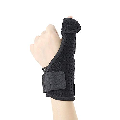 Ardentity Flexible Daumenbandage, Stabilisierende Schiene für Entlastung des Handgelenks bei Verletzungen und Sehnenscheidenentzündung