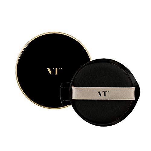 VT Essence Skin Foundation Pact- BTS Makeup   BTS Cushion   Premium Cushion   Glowing Cushion   High Coverage   BB Cream Makeup   Long Lasting   Hydrating   No.23
